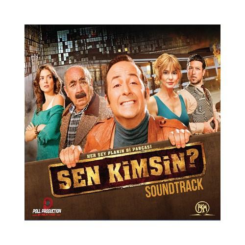 Sen Kimsin - Film Müzikleri (Soundtrack)