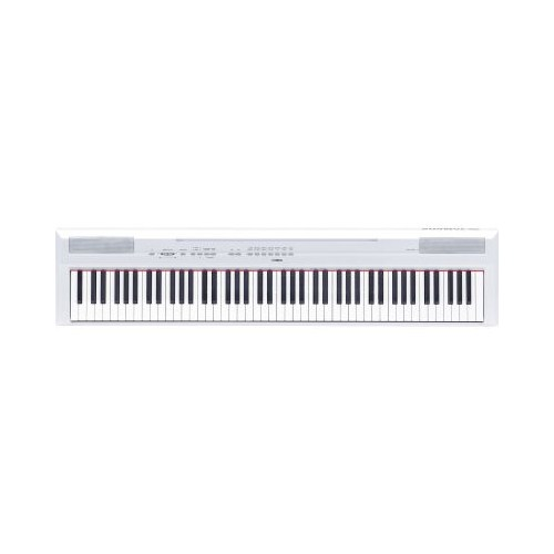 Yamaha P115 Beyaz Taşınabilir Dijital Piyano