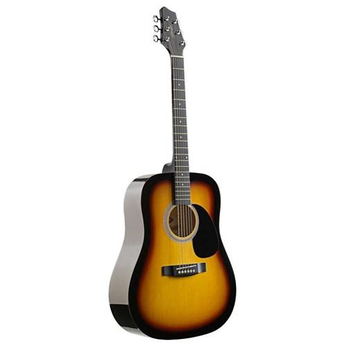 Stagg Sw201 Sb Akustik Gitar