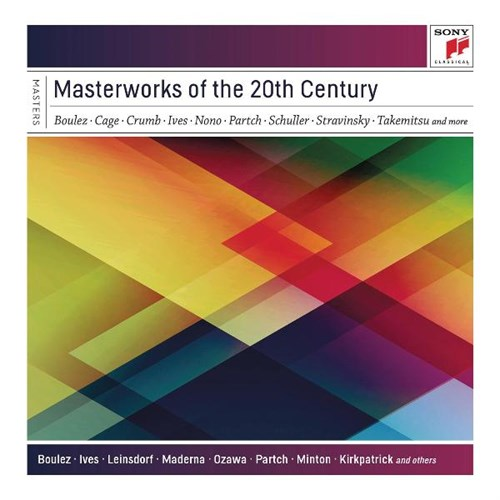 Various - Masterworks Of The 20Th Century