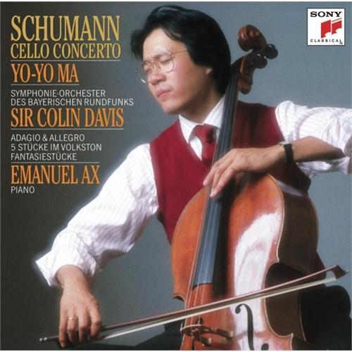 Yo-Yo Ma - Schumann: Cello Concerto; Adagıo & Allegro; Fantasıestücke