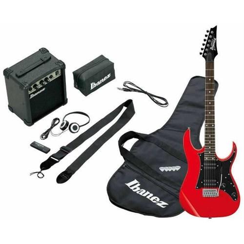 Ibanez Ijrg200U-Rd Elektro Gitar Seti
