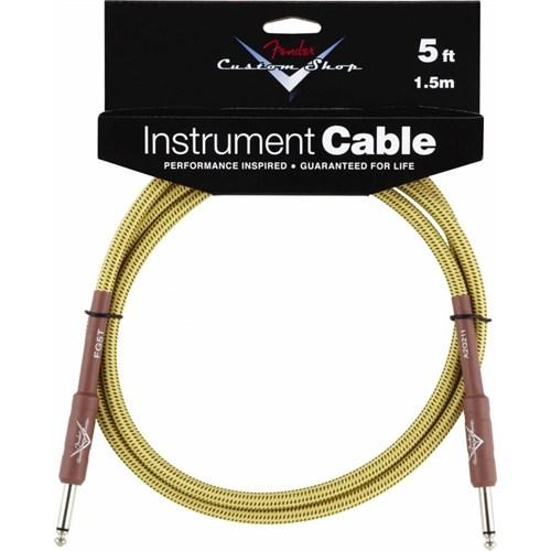 Fender 5' Custom Shop Performance Series Cable, Tw