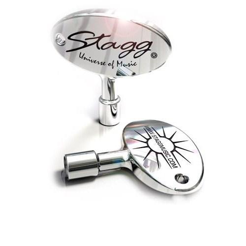 Stagg Drum Key-Logo Davul Akort Anahtarı - Anahtarlık