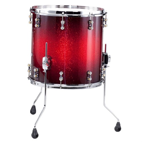 Pearl Rfp1414f /C124 Referance Pure Series 14X14 Floor Tom
