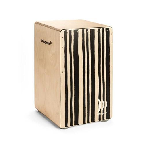 Schlagwerk Cajon Agile Pro Zebra Soft Touch