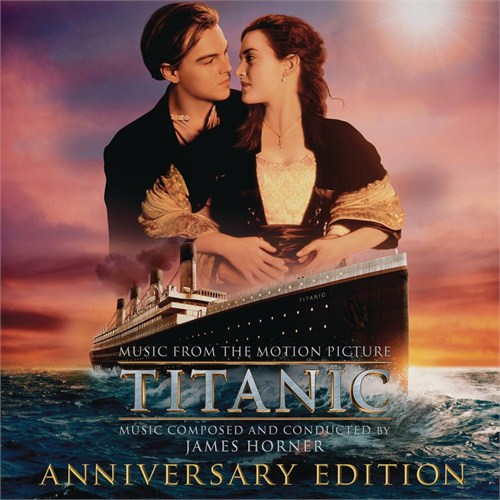 Titanic: OST - Anniversary Edition (2 CD)