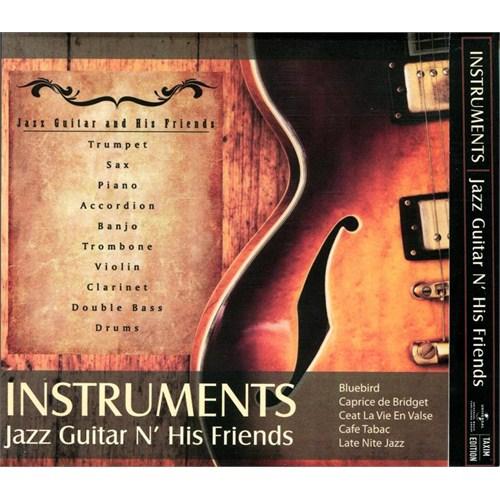 Instruments Jazz Guitar N'His Friends (Plak)