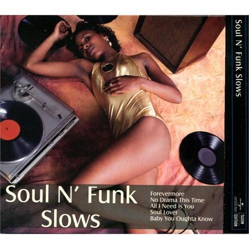 Soul N' Funk Slows (Plak)