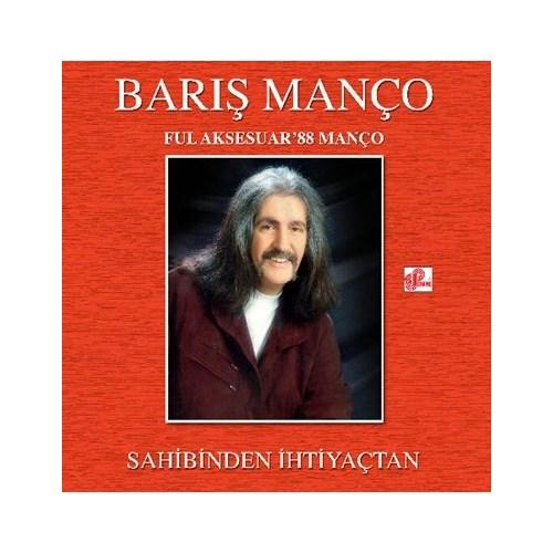 Barış Manço - Full Aksesuar'88 Manço (LP)
