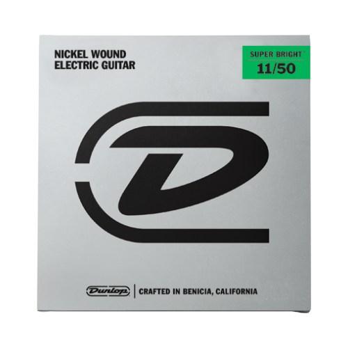 Jim Dunlop Super Bright 11/50 Nikel Elektro Gitar Teli