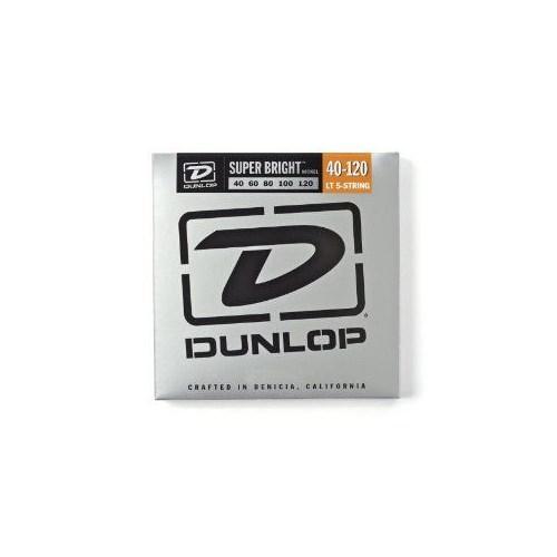 Jim Dunlop 40-120 Nikel 5 Tel Bas Gitar Seti