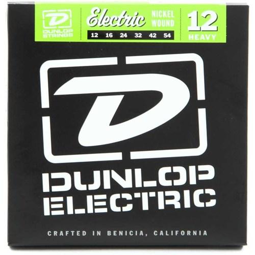 Jim Dunlop Nickel Wound Heavy Çelik Elektro Gitar Teli