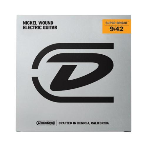Jim Dunlop Super Bright 9/42 Nikel Elektro Gitar Teli