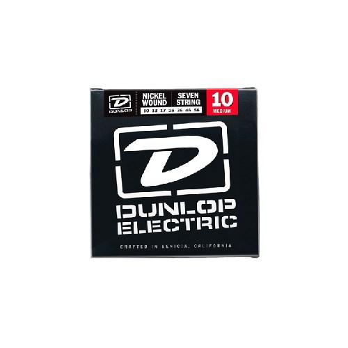 Jim Dunlop Den1056 Nickel Wound 7 Telli Elektro Gitar Teli