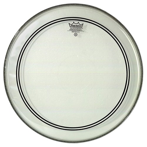 Remo P31320c2 Bass Powerstroke 3 Clear