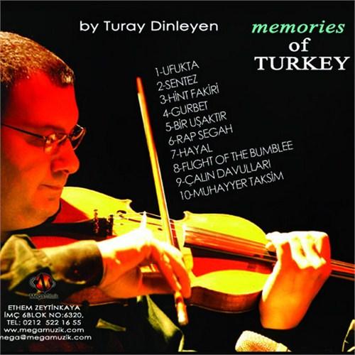 Turay Dinleyen - Memories Of Turkey
