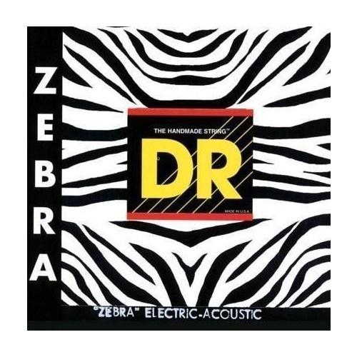 Dr Strings Zae-11 Zebra 11-50 Akustik Ve Elektro Gitar Teli