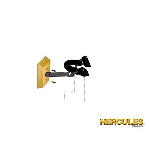 Hercules Dsp57Wb Ahşap Tabanlı Duvar Keman Askısı