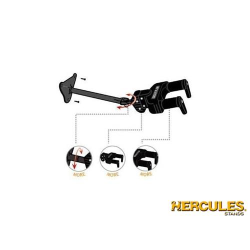 Hercules Gsp40Wb Duvara Monte Gitar Sehpası