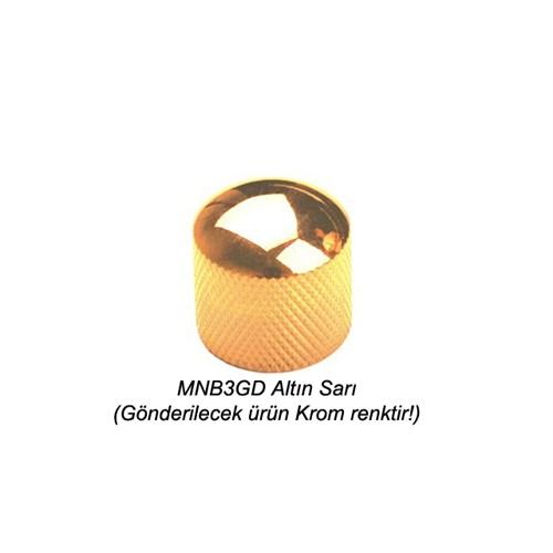 Dr Parts Mnb3Cr Dome (Yuvarlak) Kontrol Düğmesi (Krom)