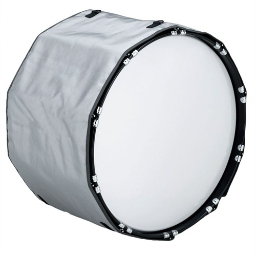 Pearl Mdc 20 Gray Marchıng Bass Cover
