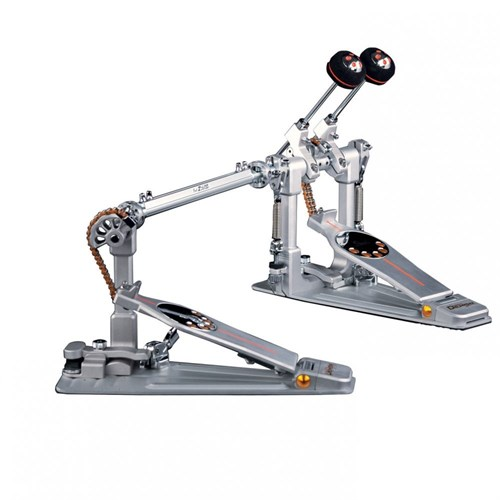 P-3002C (W/Case) Eliminator Demon Chain Twin Pedal (Çanta Dahil)