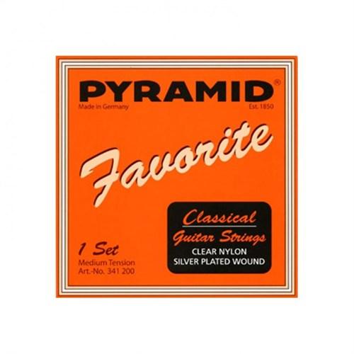 Pyramid Gitar Aksesuar Klasik Tel 341200