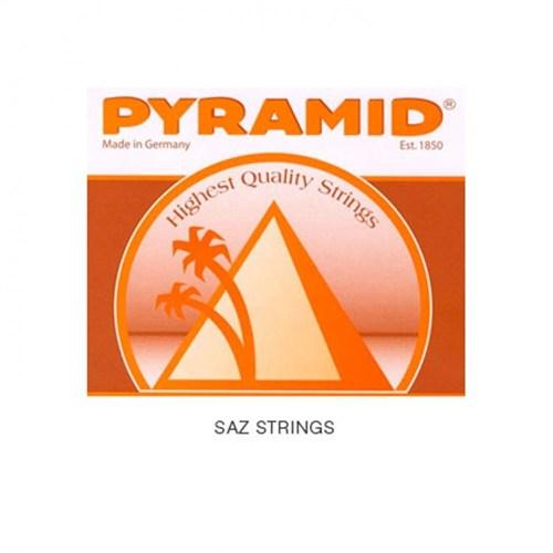 Pyramid Bağlama Aksesuar Tel Uzun Takım 0.20 675