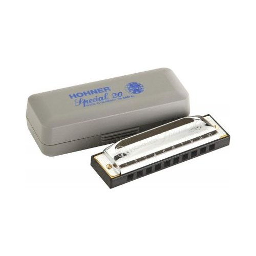 Hohner Special 20 Classic G Country Harmonika
