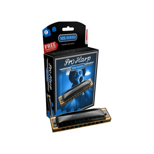 Hohner 562/20 Pro Harp Ms C Mızıka