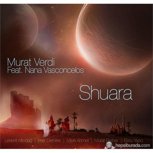 Murat Verdi Feat Nana Vasconcelos - Shuara