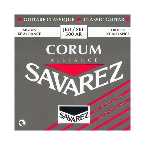Savarez 500Ar Alliance Corum Rouge Klasik Gitar Teli