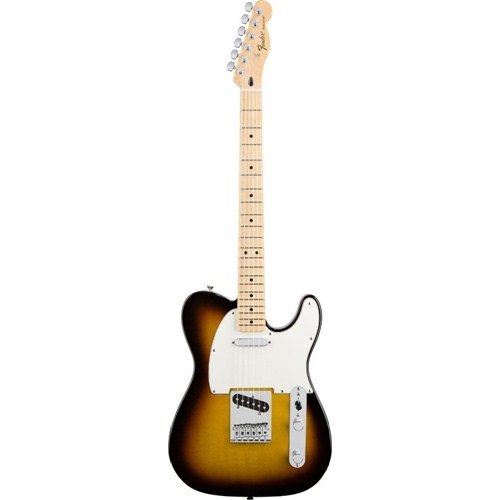 Fender Standard Telecaster MN Brown Sunburst Elektro Gitar