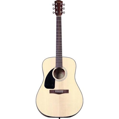 Fender Cd-100 Lh Solak Natural Spruce Top Mahog Ba