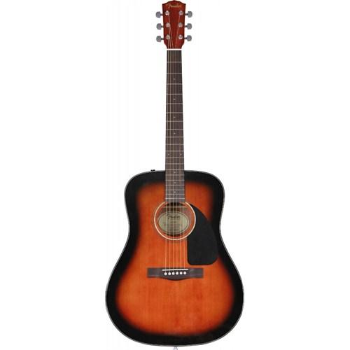 Fender Cd-60 Sunburst Akustik Gitar