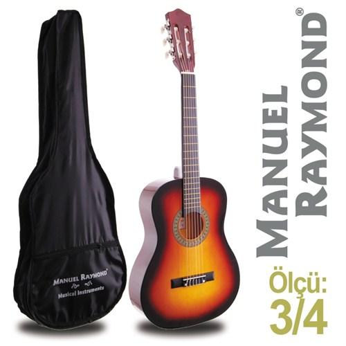 Manuel Raymond MRC87SB Junior Klasik Gitar (Kılıf Hediyeli)