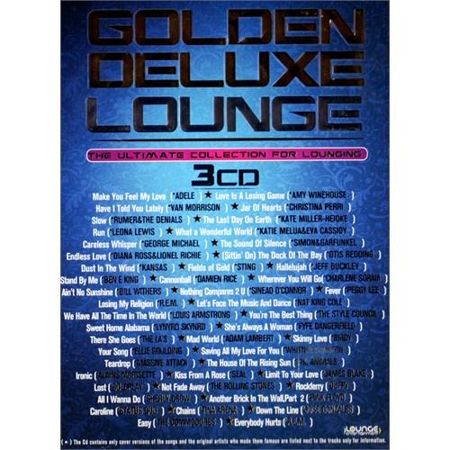 Various Artists - Golden Deluxe Lounge 3CD