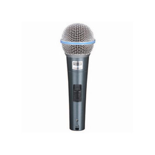 Fugue Fm-58B Dinamik Mikrofon+Kablo Dahil