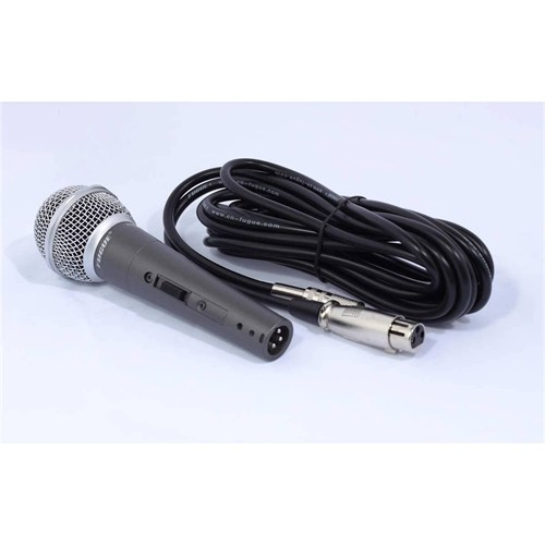 Fugue Fm-57A Dinamik Mikrofon+Kablo Dahil