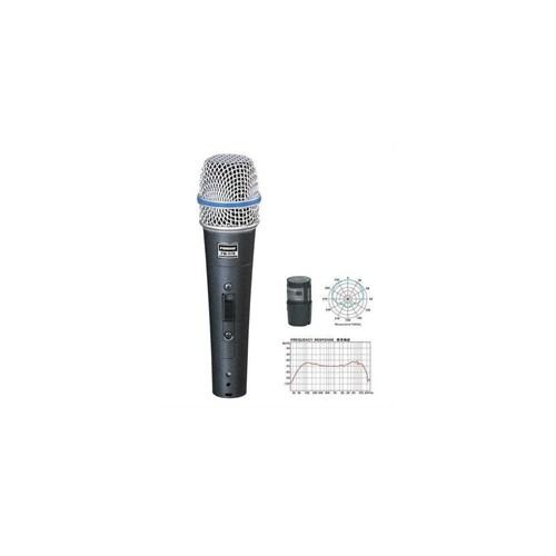 Fugue Fm-57B Dinamik Mikrofon+Kablo Dahil