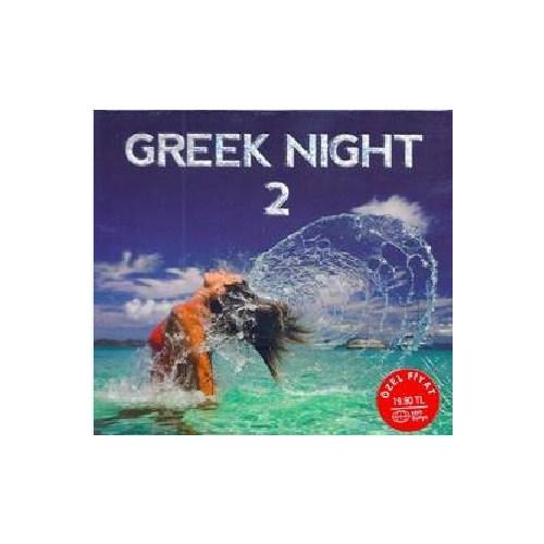 Various Artists - Greek Night