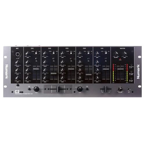 Numark C3 USB Mixer