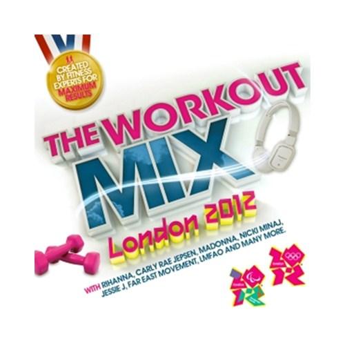 Various Artists - The Workout Mix / London 2012