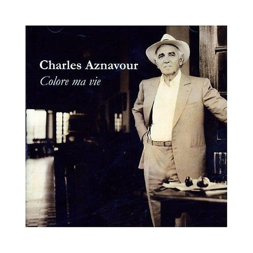 Charles Aznavour - Colore Ma Vie Cd