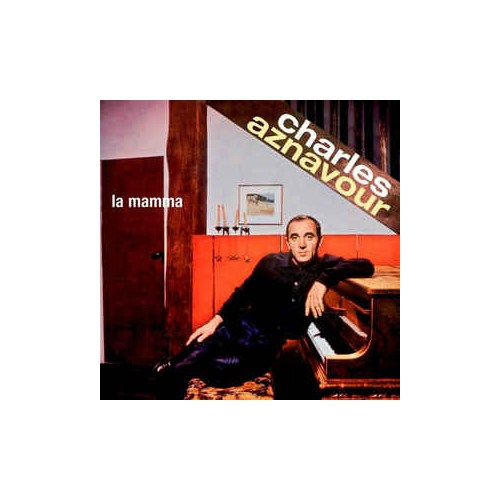 Charles Aznavour - La Mamma Cd