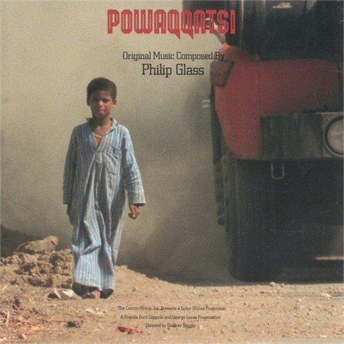 Philip Glass - Powaqqatsi Cd
