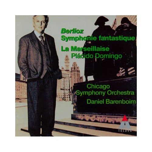 Berlioz - Symphonie Fantastique (Cd)