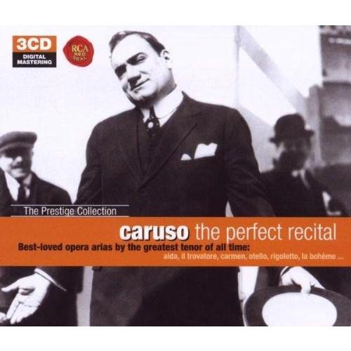 Enrico Caruso - The Perfect Recital - 3 Cd