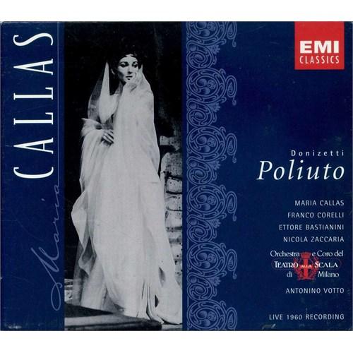 Donizetti - Poliuto - 2 Cd